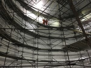 Scaffolding Engineering Services In Myanmar Bomes Co Ltd